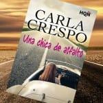Una chica de asfalto, Carla Crespo – Reseña