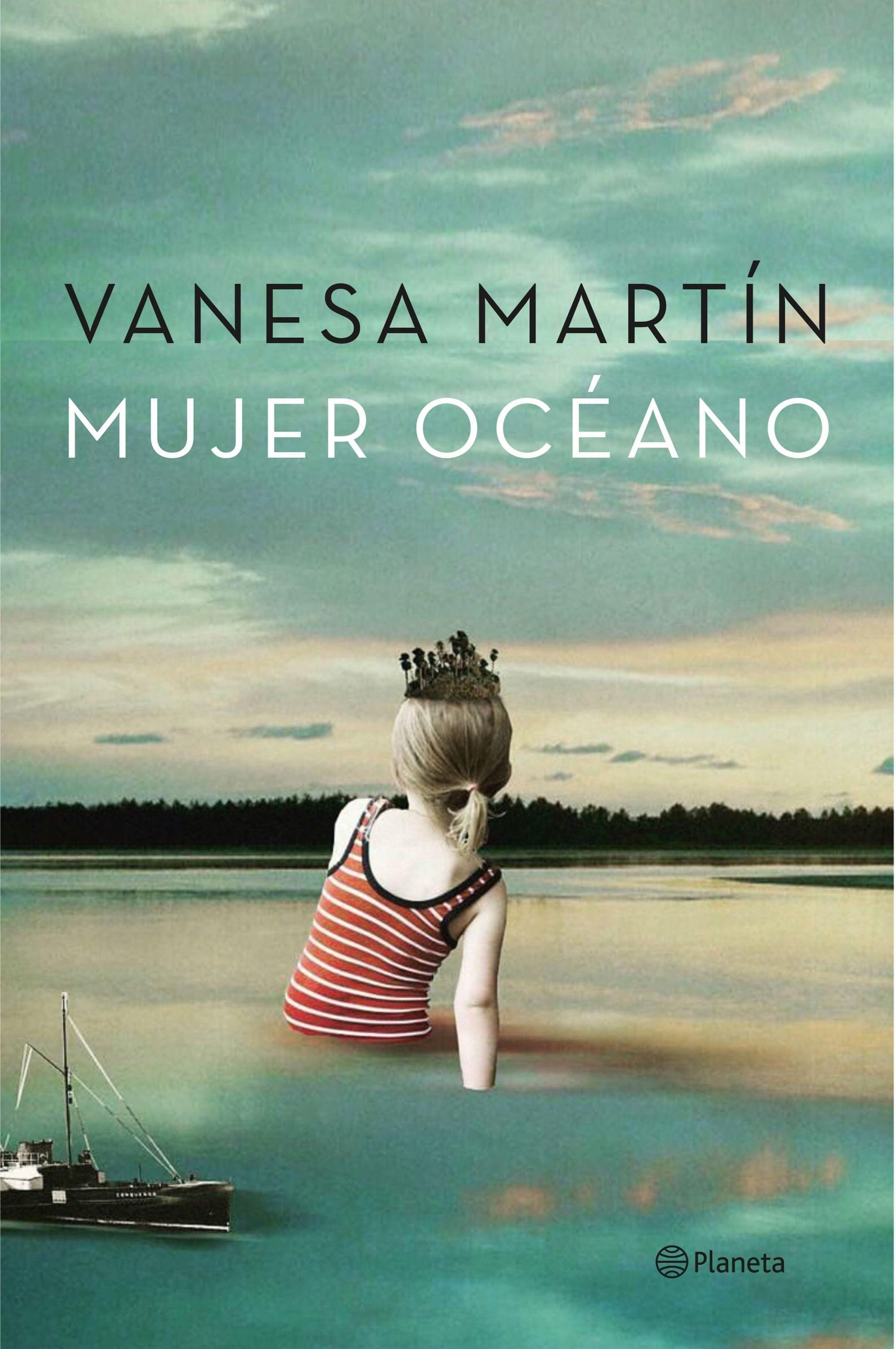 Resultado de imagen de mujer océano vanesa martín