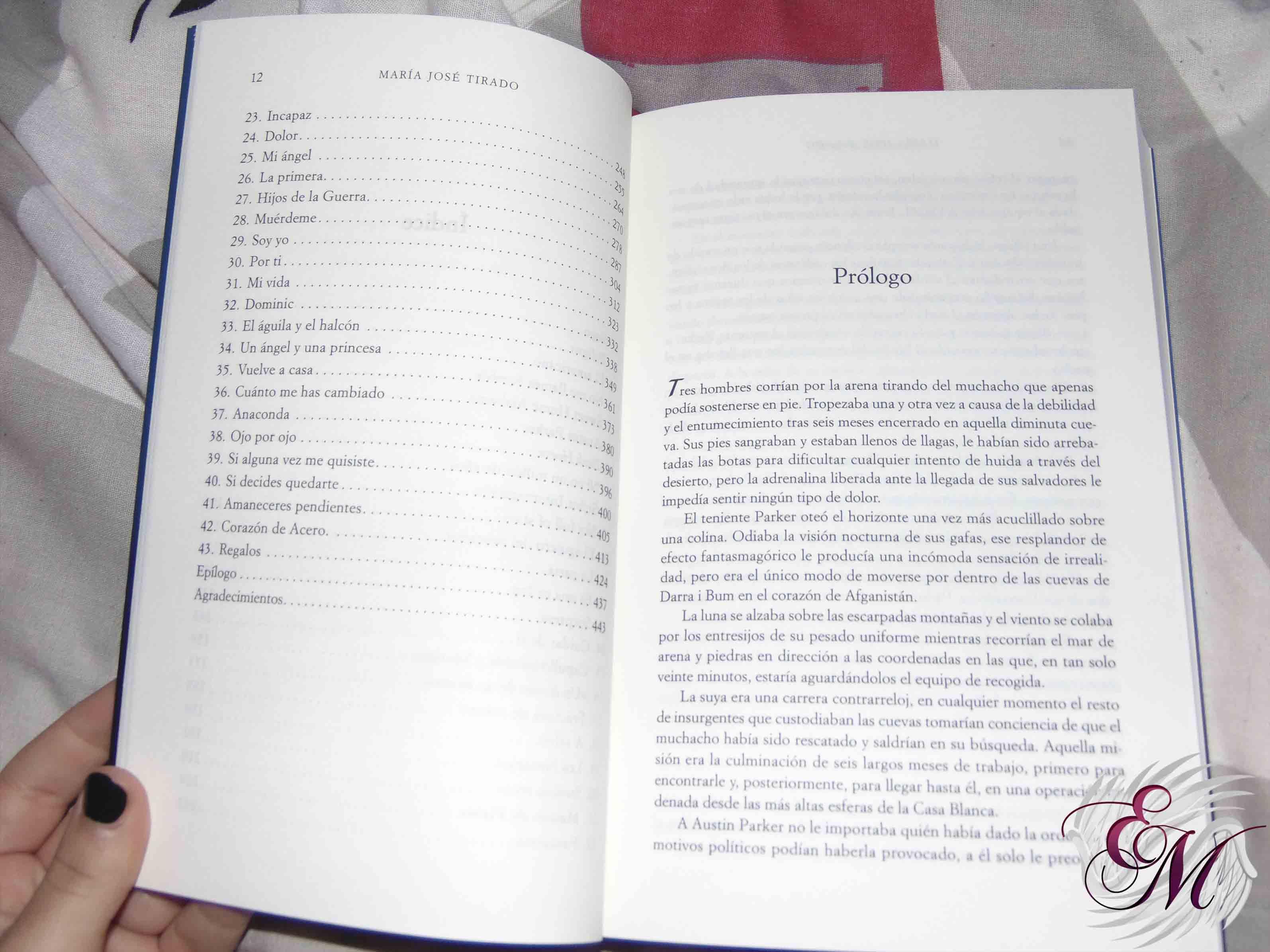 Corazones de acero, de María José Tirado - Reseña