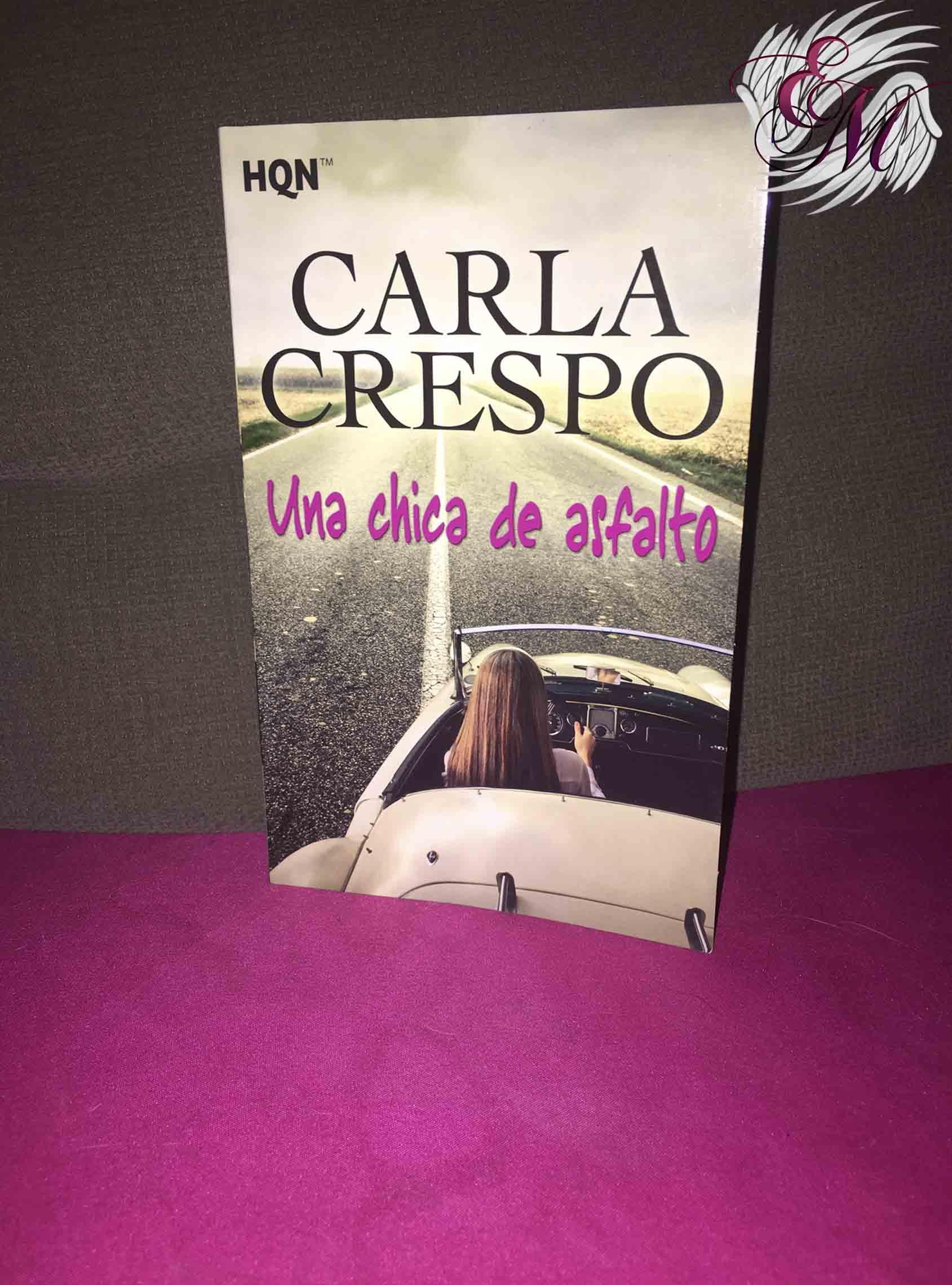 Una chica de asfalto, de Carla Crespo - Reseña