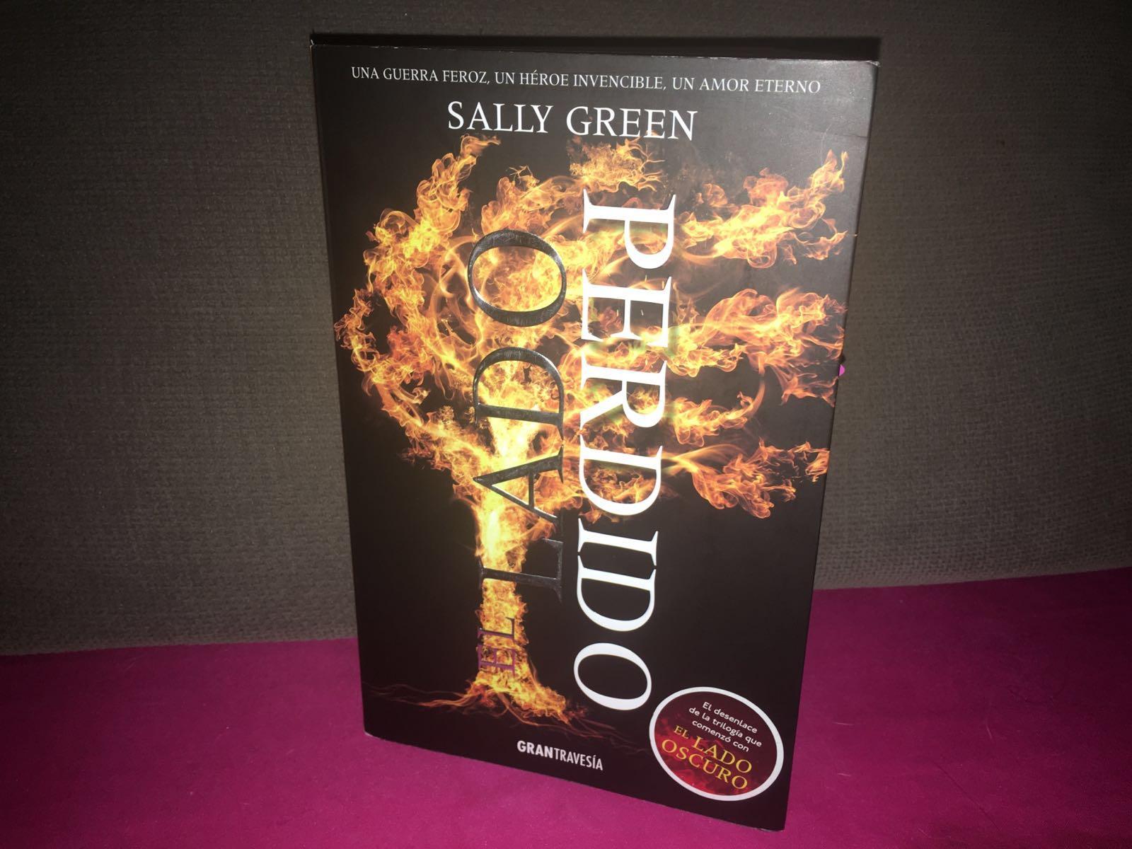 El lado perdido, de Sally Green