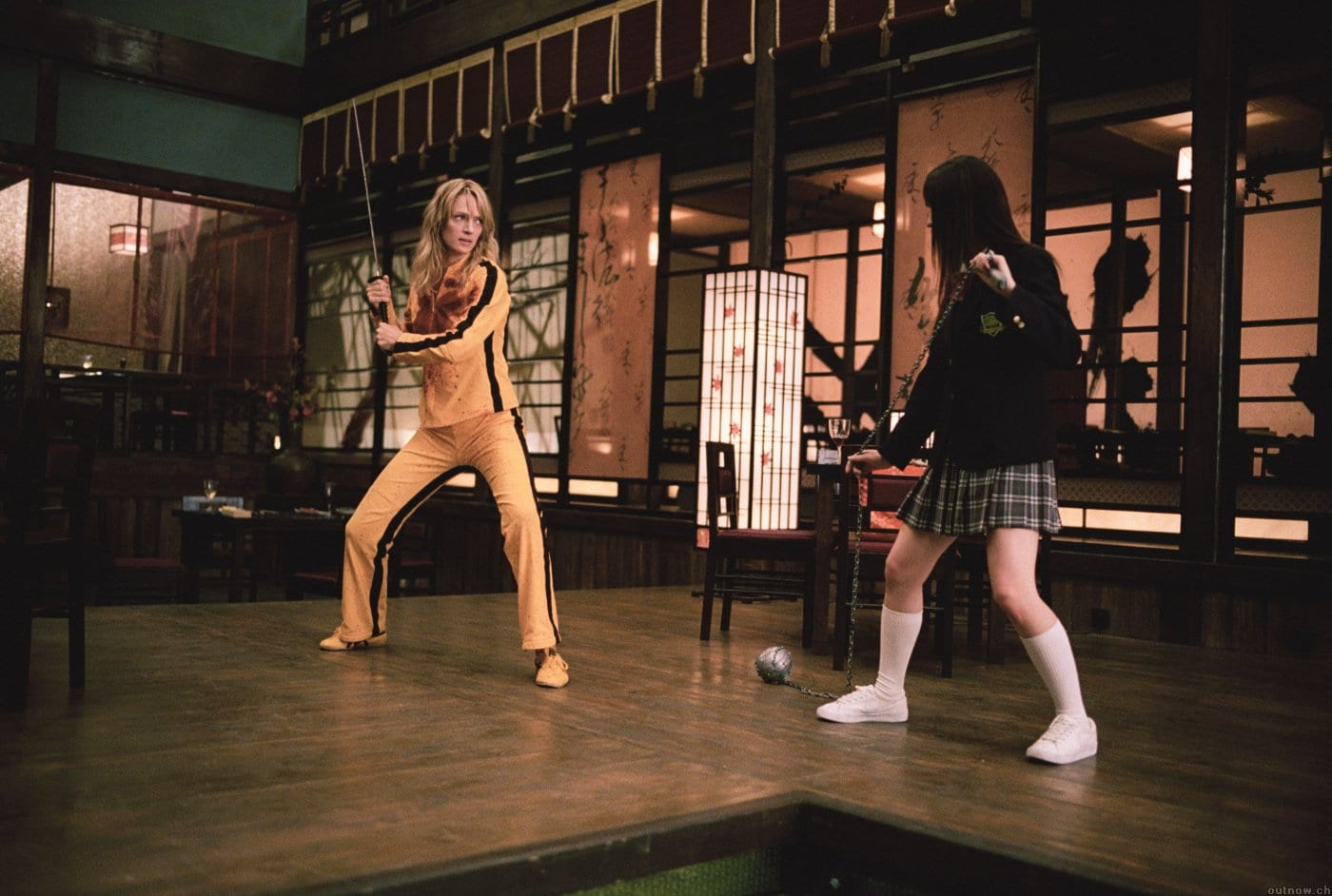 kill bill lucha