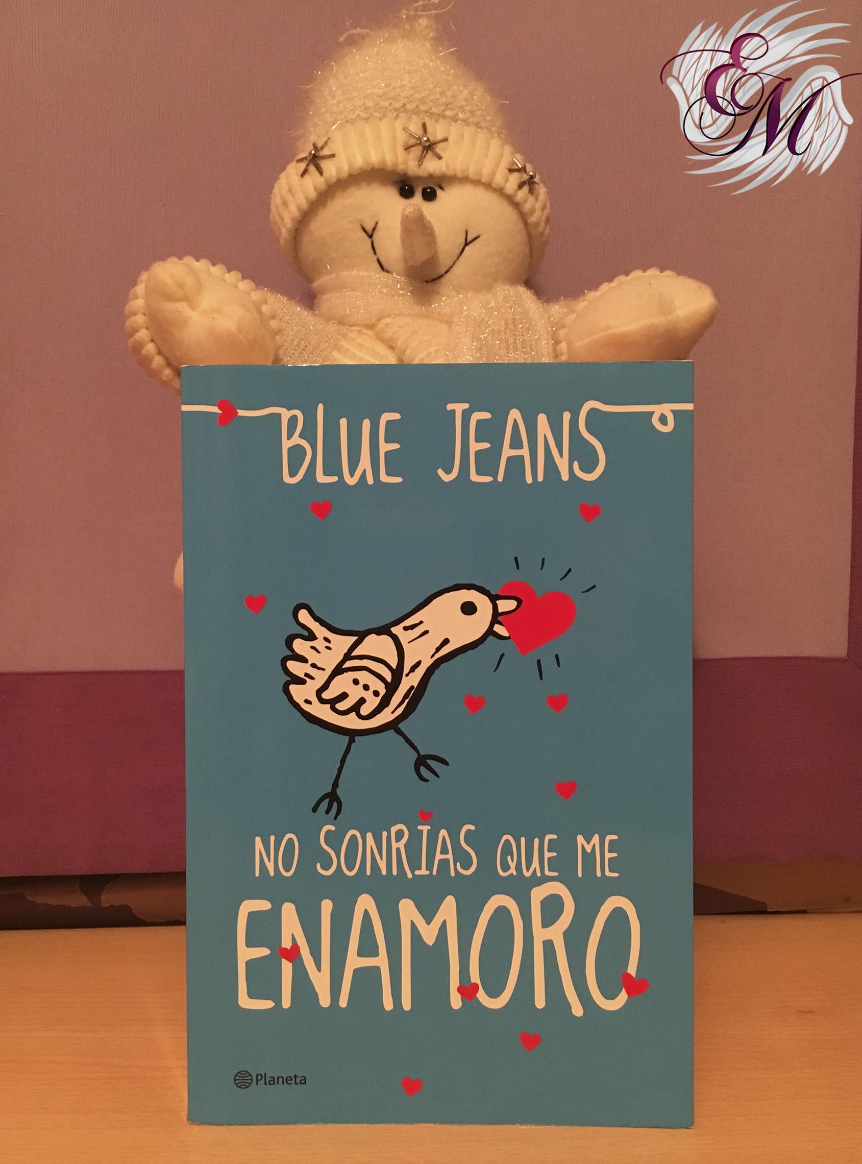 No sonrías que me enamoro, de Blue Jeans - Reseña