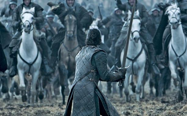 Juego de Tronos: Reveladas imágenes del episodio 6×09 'Battle of the Bastards'