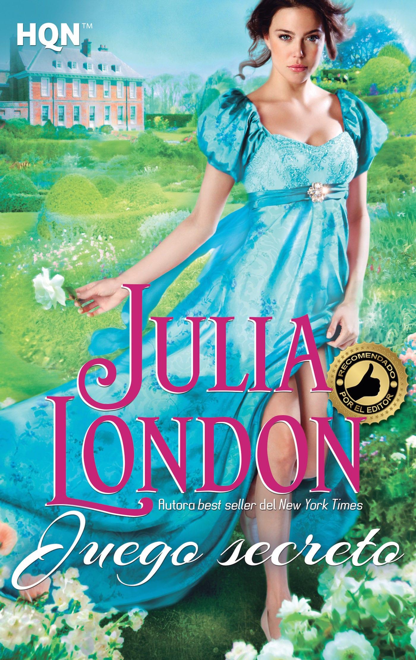 Juego secreto, de Julia London - Reseña