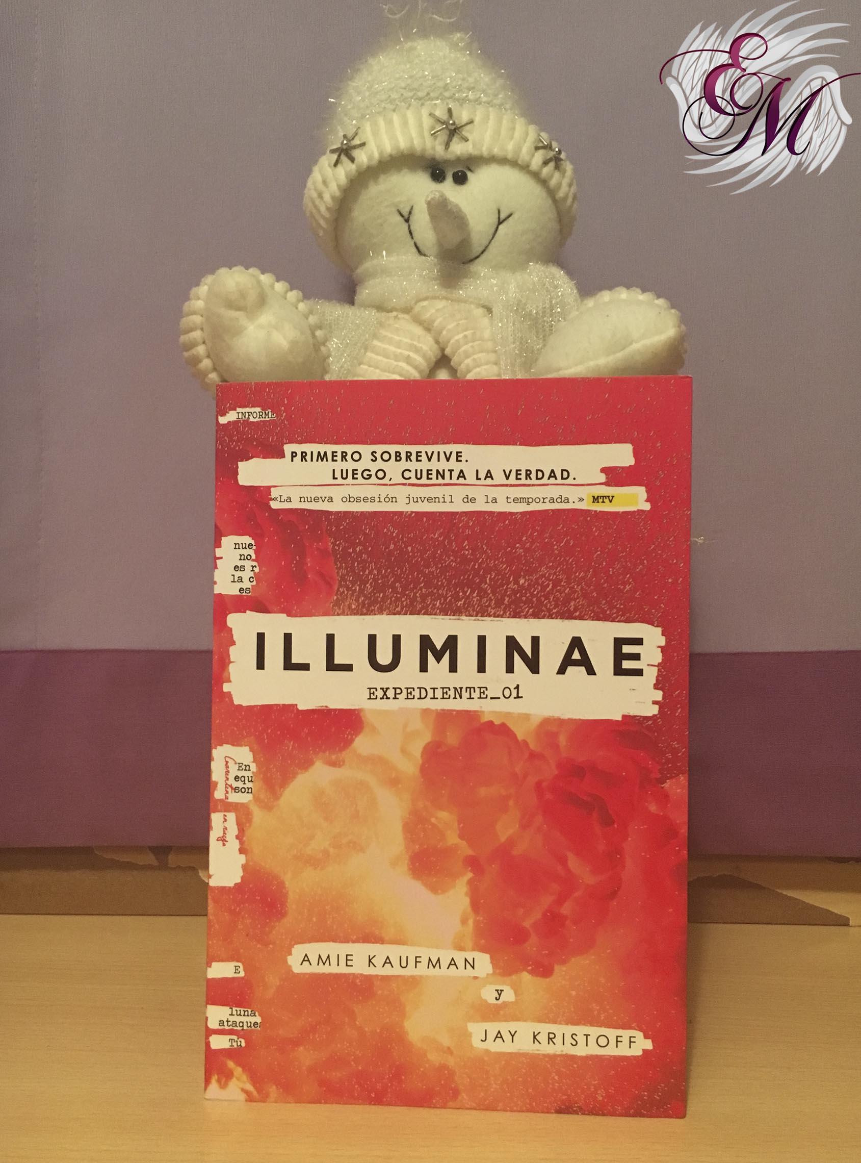 Illuminae Expediente 01, de Amie Kaufman & Jay Kristoff - Reseña