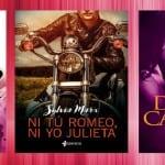 TOP:  5 mejores libros de literatura romántica/erótica