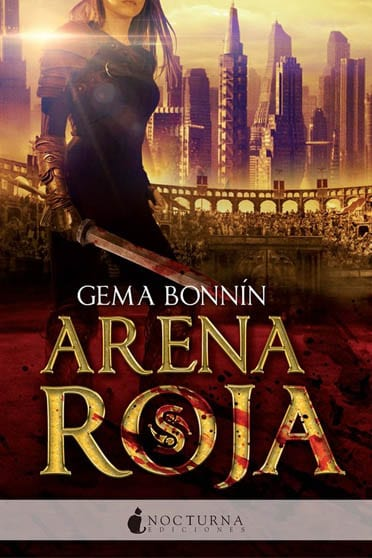 Arena Roja - Gema Bonnín - portada