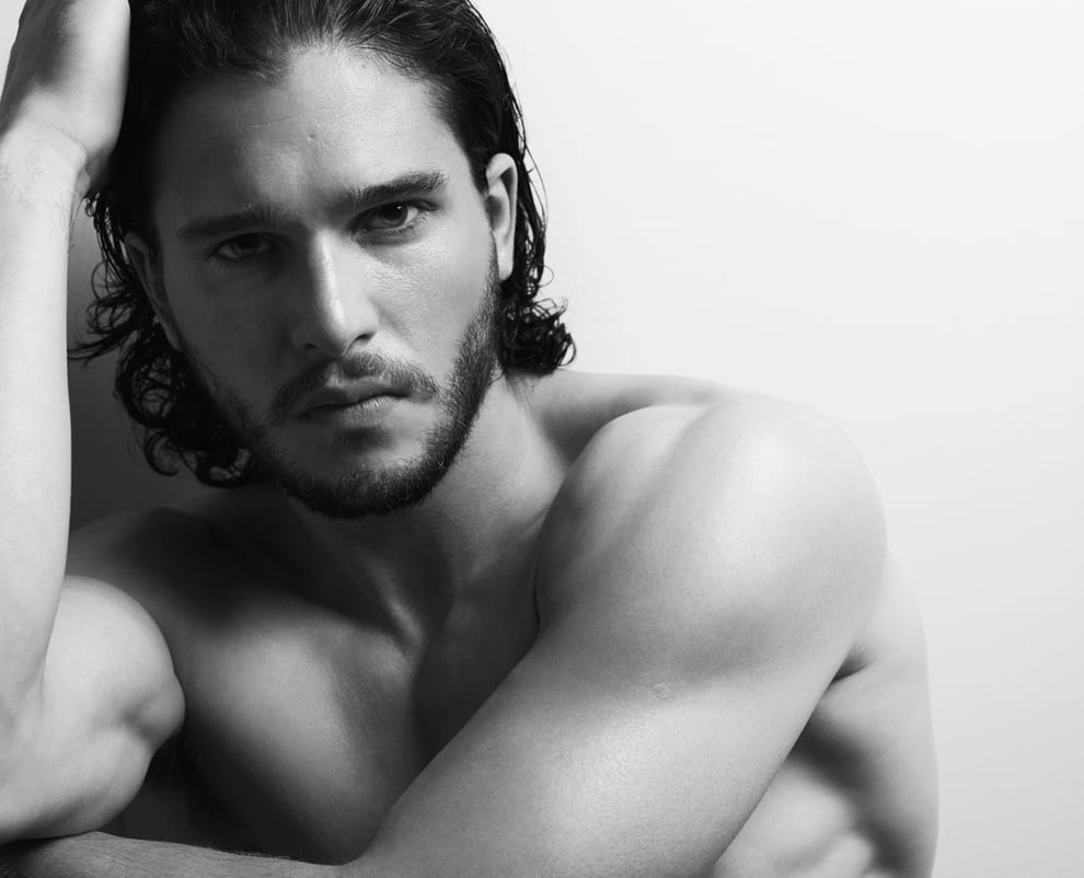 Kit Harington sexy