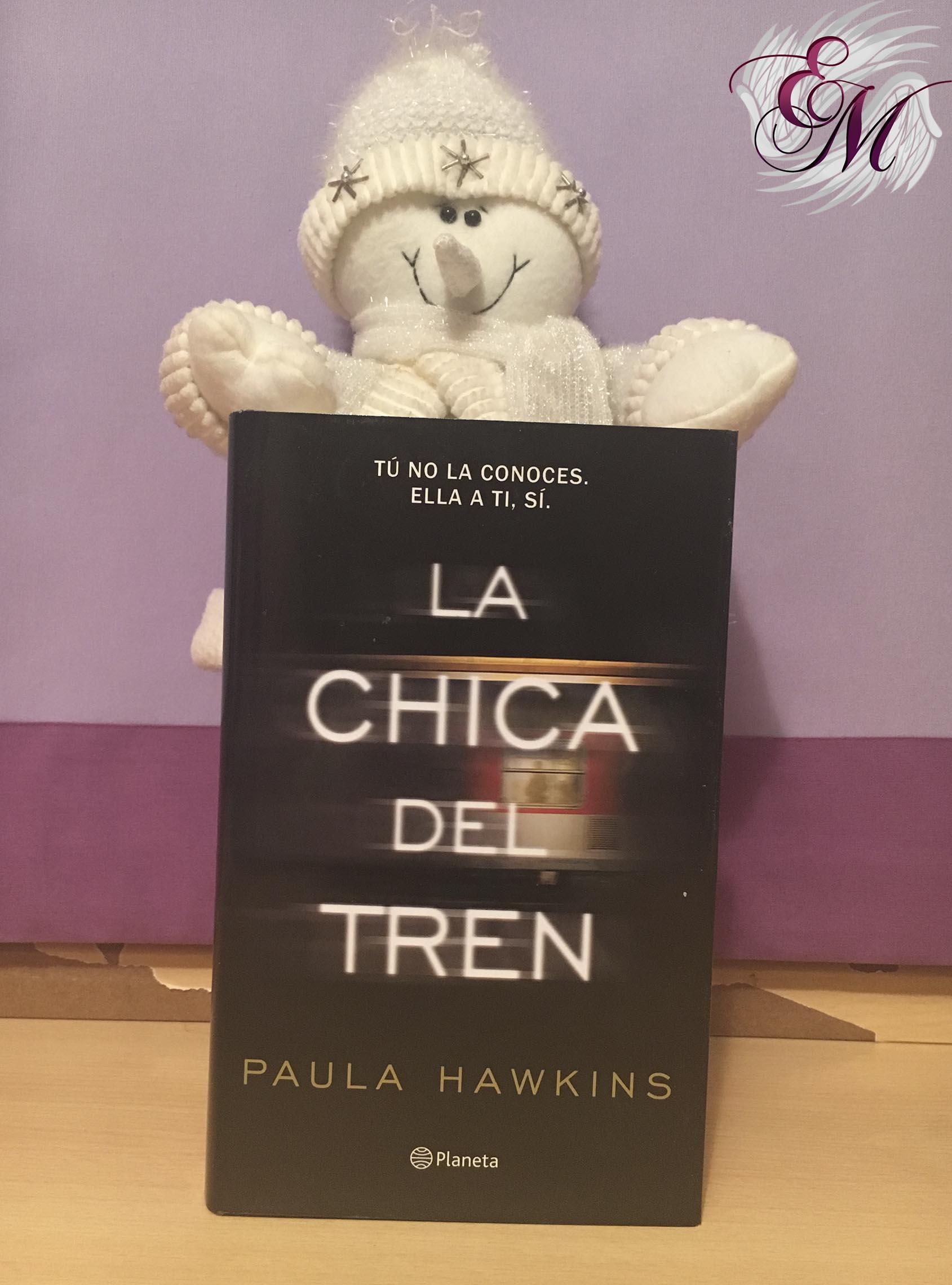 La chica del tren, de Paula Hawkins - Reseña