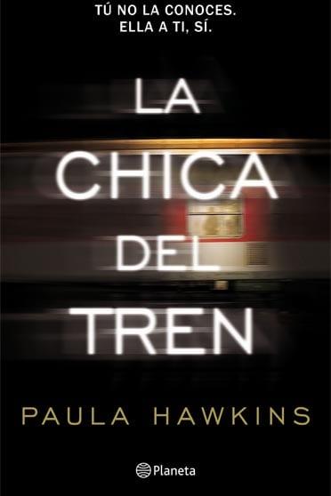 La chica del tren - Paula Hawkins - portada
