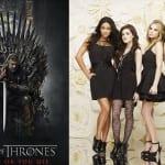 Pequeñas Mentirosas, Juego de Tronos y The Walking Dead… ¡Nominadas a los MTV Fandoms Awards 2016!
