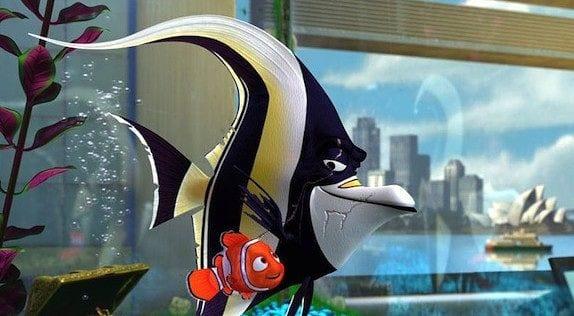 Crítica de cine: Buscando a Nemo