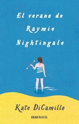 El verano de Raymie Nightingale de Kate DiCamillo -  Reseña