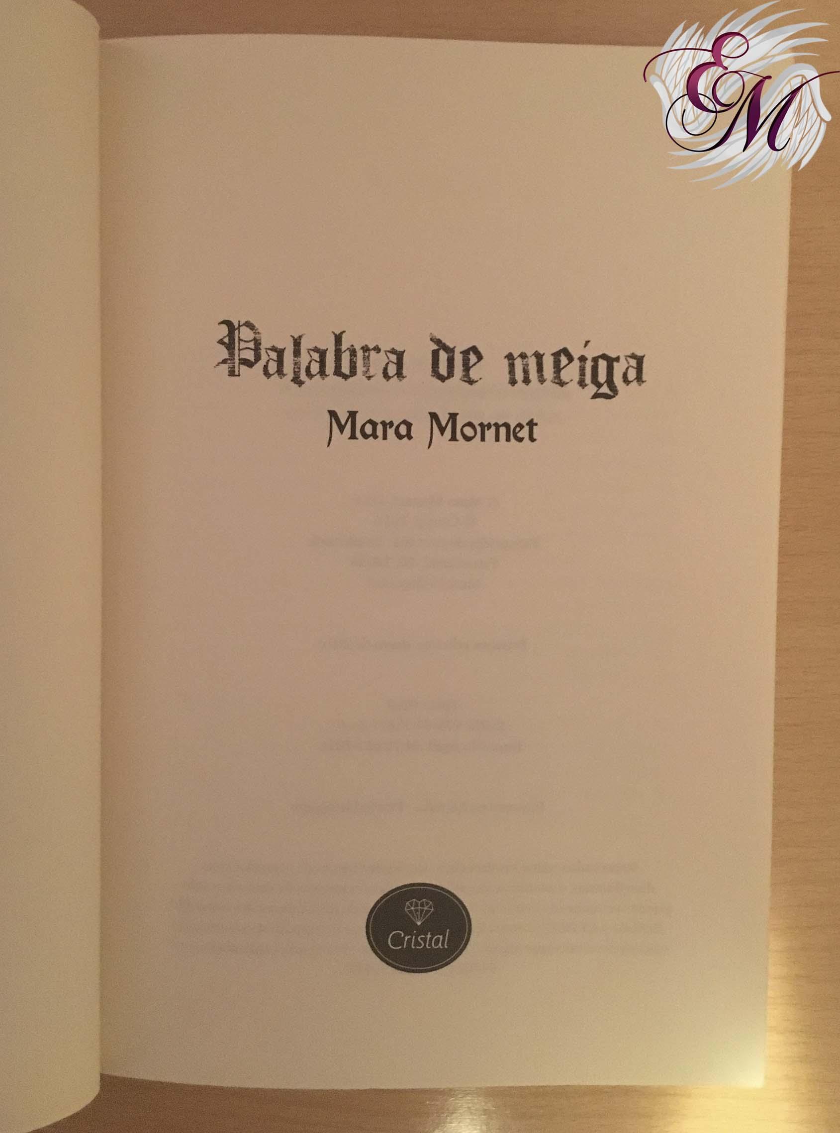 Palabra de Meiga, de Mara Mornet - Reseña