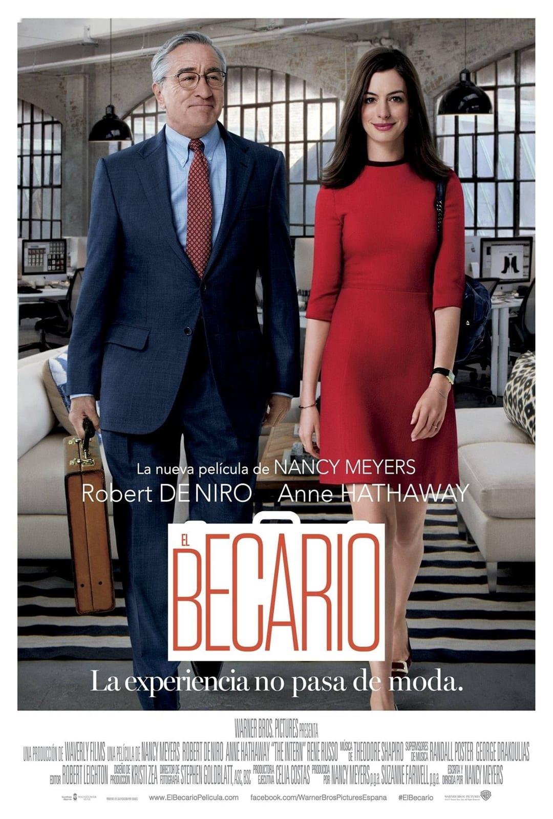 Crítica de cine: El Becario