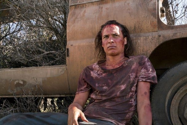 Fear The Walking Dead: Nuevas fotos del rodaje