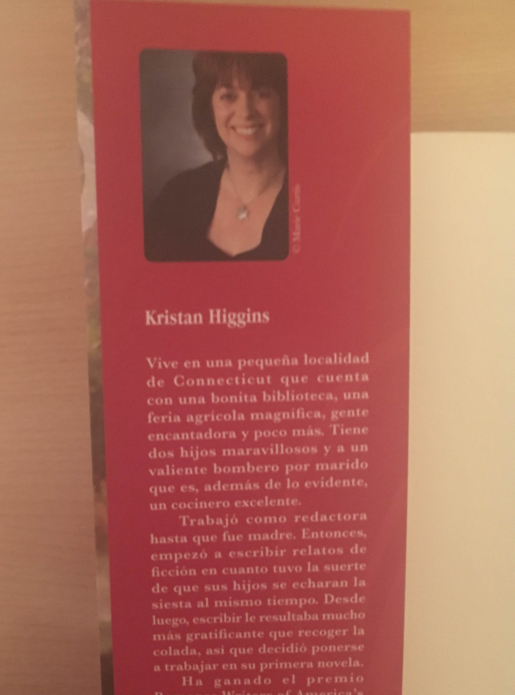 La pareja perfecta de Kristan Higgins - Reseña