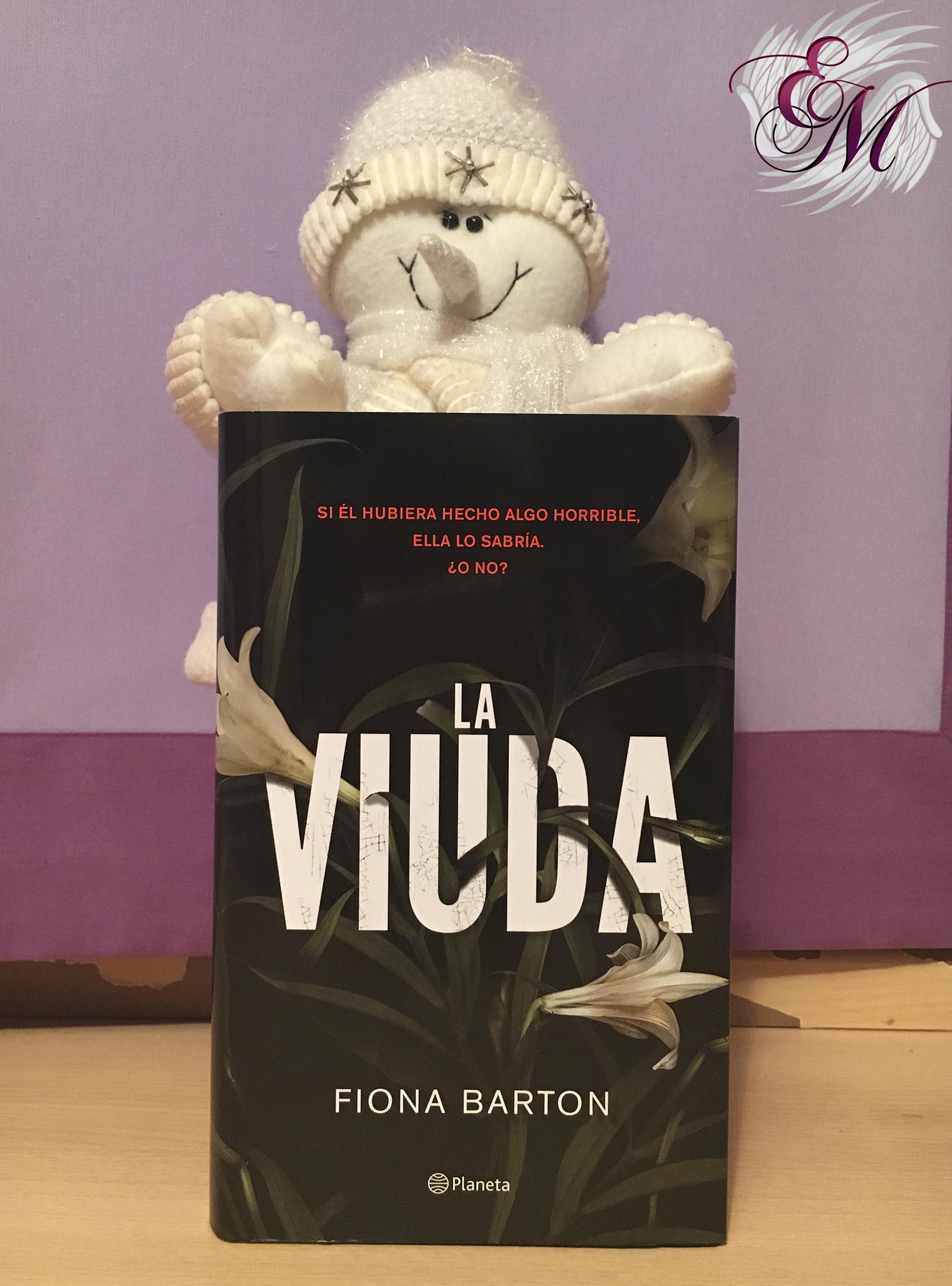 La Viuda, de Fiona Barton - Reseña