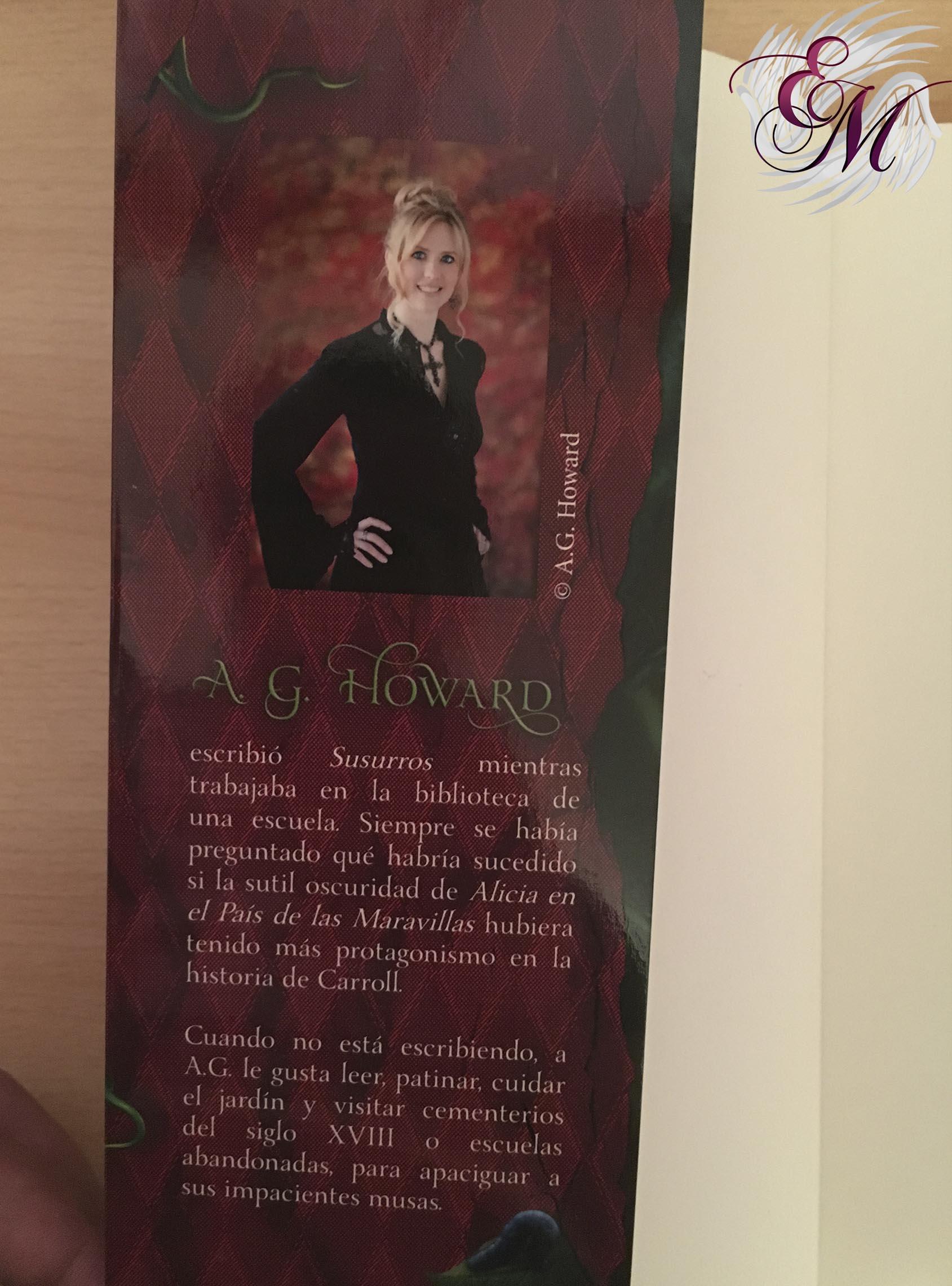 Salvajes de  A.G. Howard - Reseña