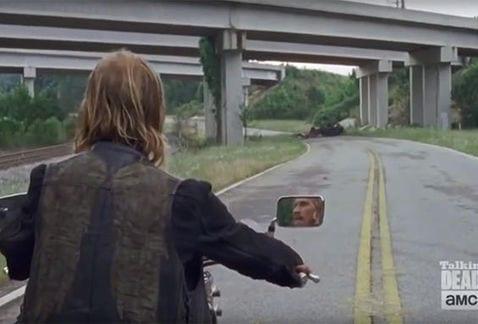 The Walking Dead: ¿Será Daryl la víctima de Negan?
