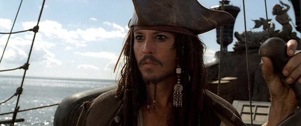Top mejores frases de... Piratas del Caribe: La maldición de la Perla Negra