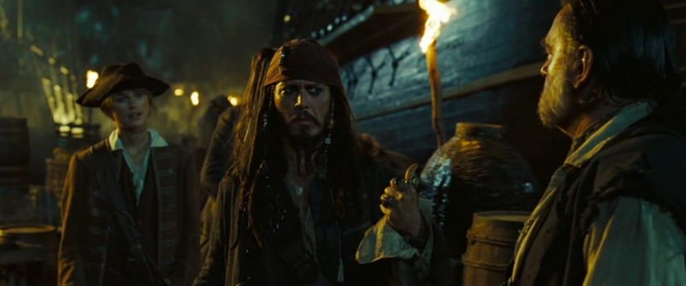 Top mejores frases de... Piratas del Caribe: El cofre del hombre muerto