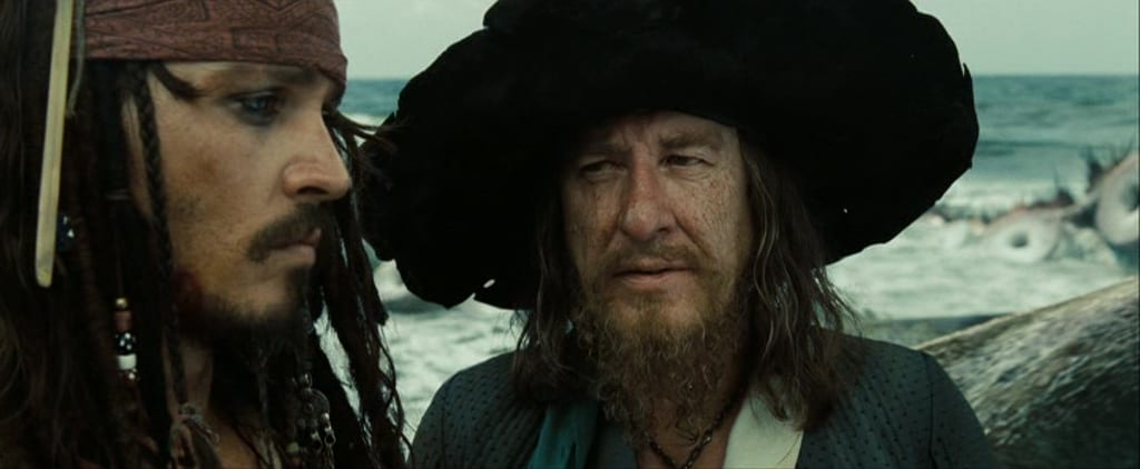 Top mejores frases de... Piratas del Caribe: En el fin del mundo
