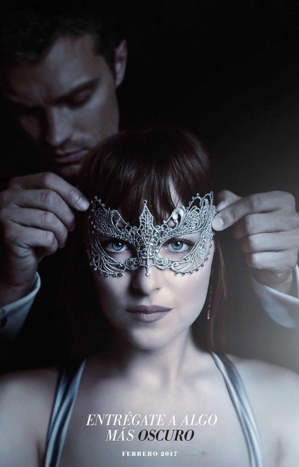 Cincuenta sombras: ¡Nuevo teaser tráiler y póster oficial!