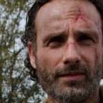 The Walking Dead: Rick habla del adiós