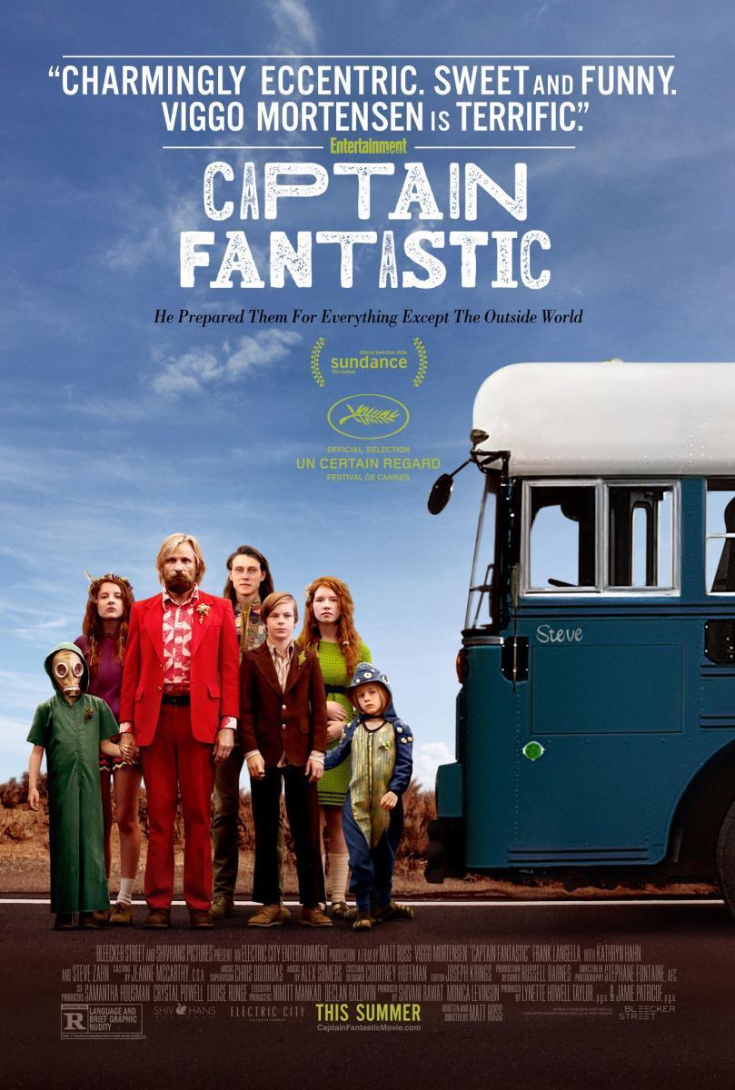 Crítica de cine: Captain Fantastic