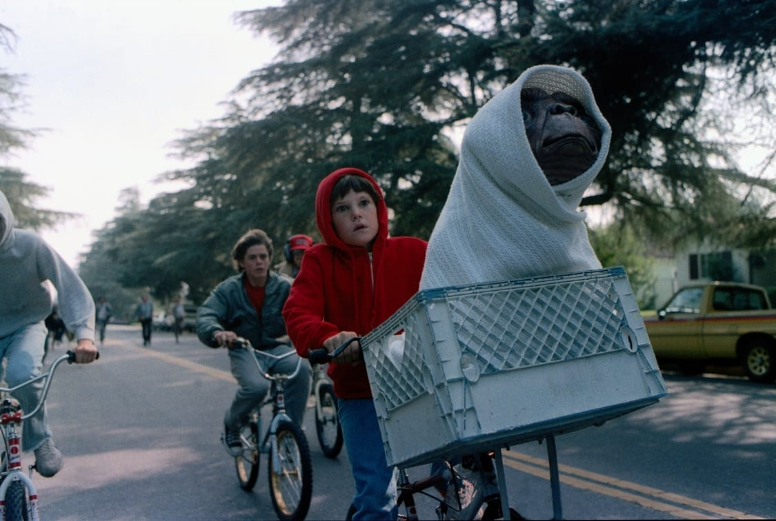 5 razones pare ver... E.T. El Extraterrestre