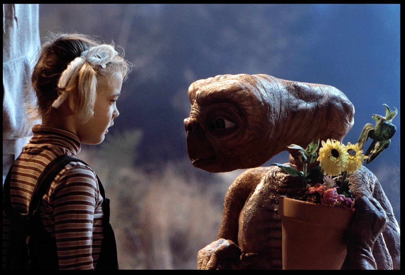 5 razones para ver... E.T., El Extraterrestre