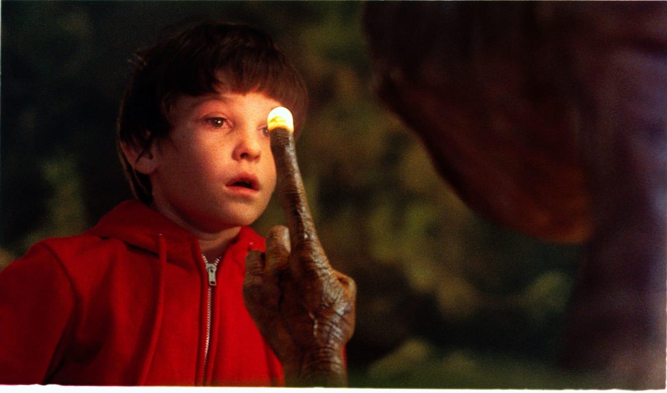 5 razones para ver... E.T