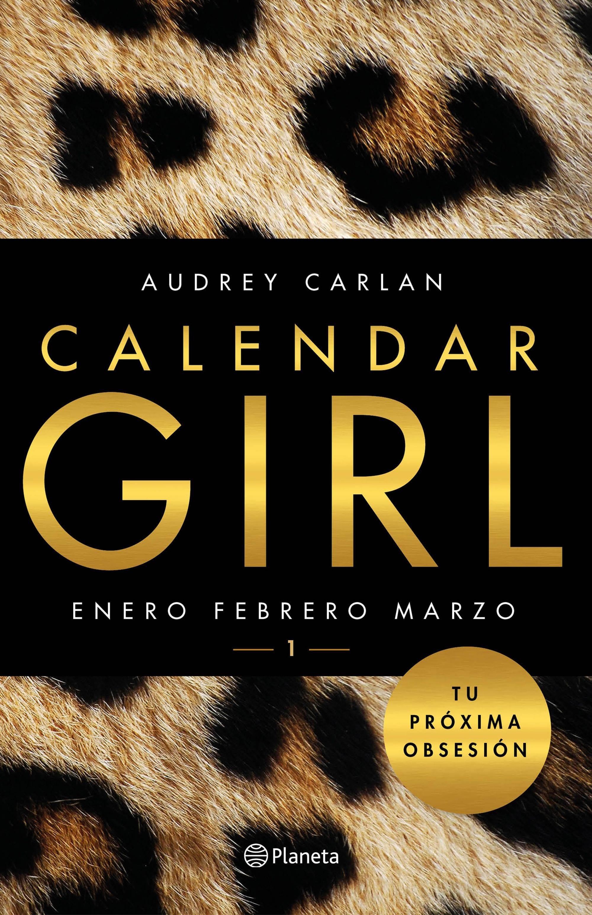 Calendar Girl 2 de Audrey Carlan – Reseña