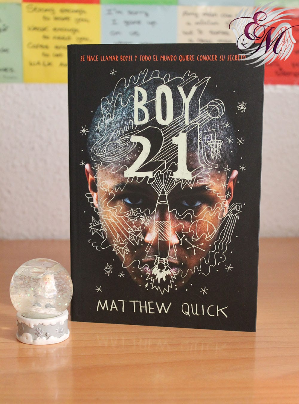 Boy 21, de Matthew Quick - Reseña