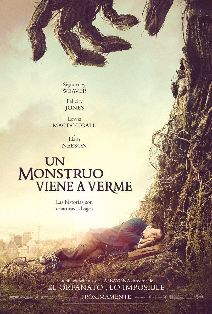 Crítica de cine: Un monstruo viene a verme