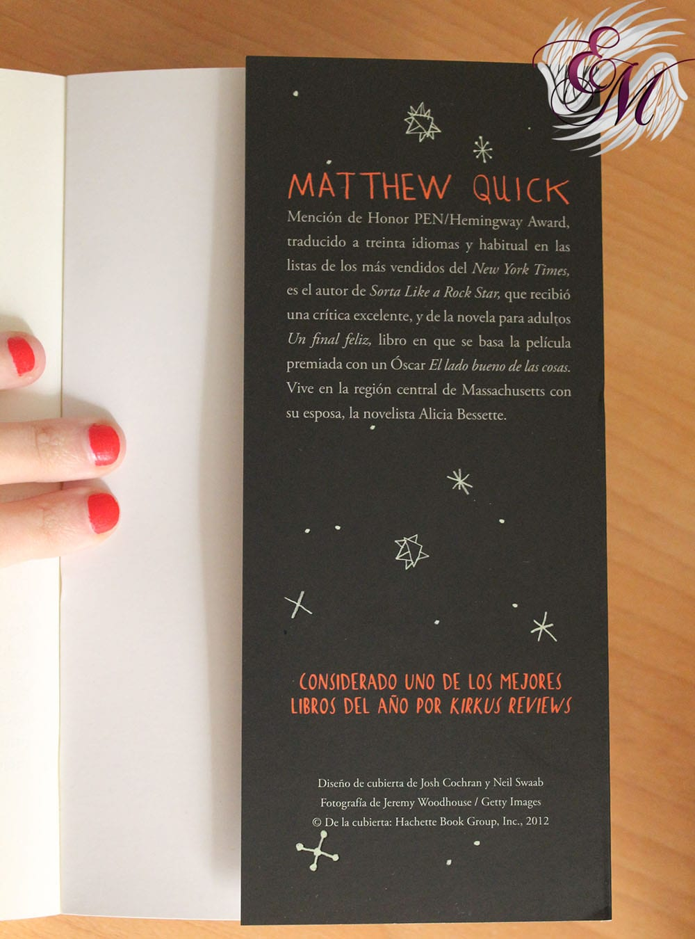 Boy 21, de Matthew Quick - Reseña