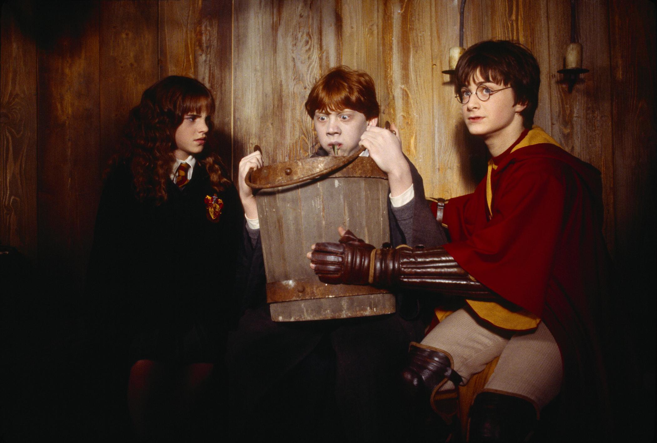 Top Mejores Frases de... Harry Potter y la cámara secreta