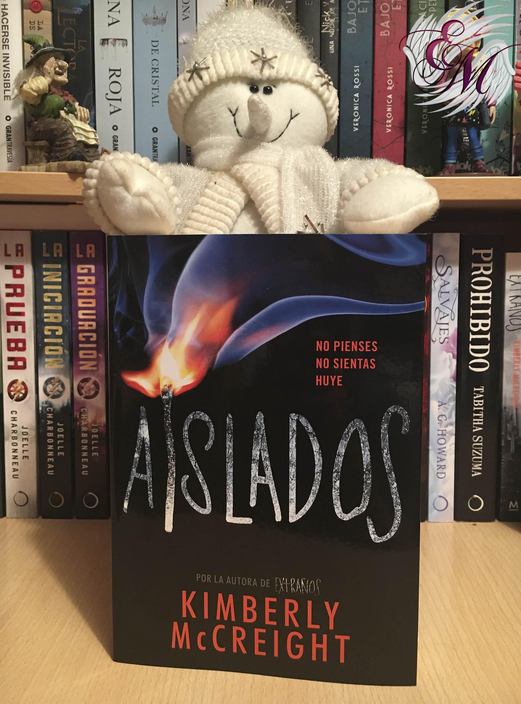 Aislados, de Kimberly Mccreigh - Reseña