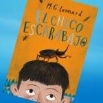El chico escarabajo, de M.G.Leonard – Reseña