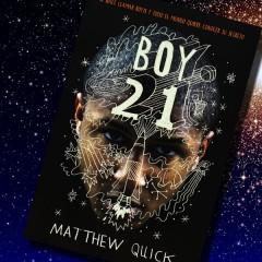 Boy 21 (libro), de Matthew Quick – Reseña