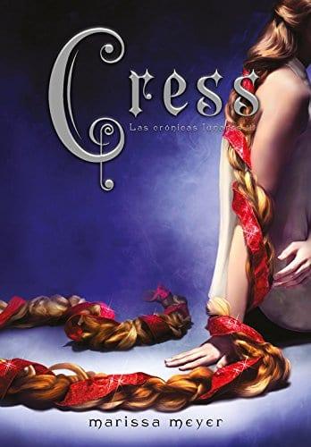 'Cress', de Marissa Meyer. A la venta el 20 de Noviembre