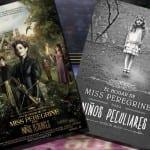 El hogar de Miss Peregrine para niños peculiares. Libro vs Película