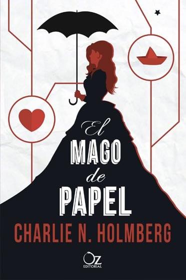 El mago supremo, de Charlie N. Holmberg - Reseña