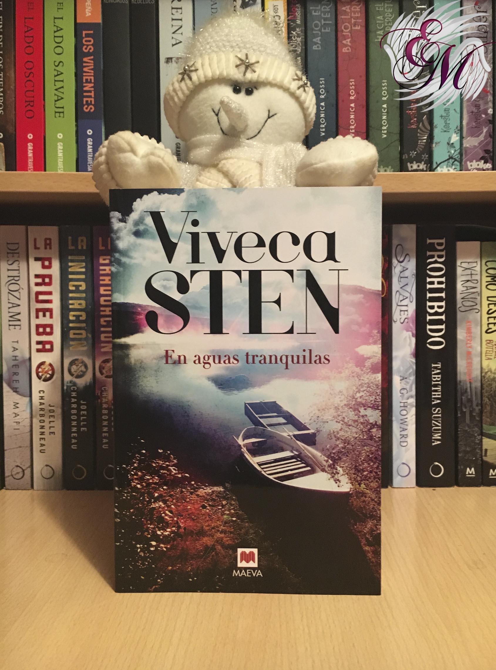 En aguas tranquilas, de Viveca Sten - Reseña