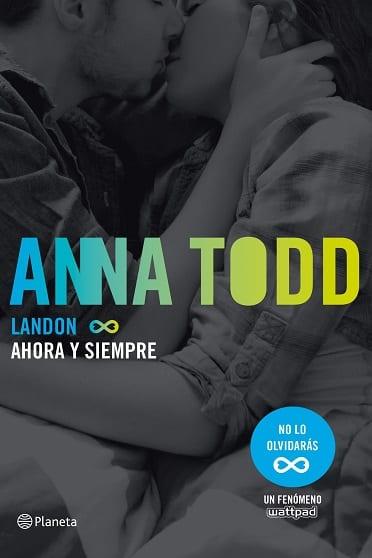 Landon, todo por tí, de Anna Todd - Reseña