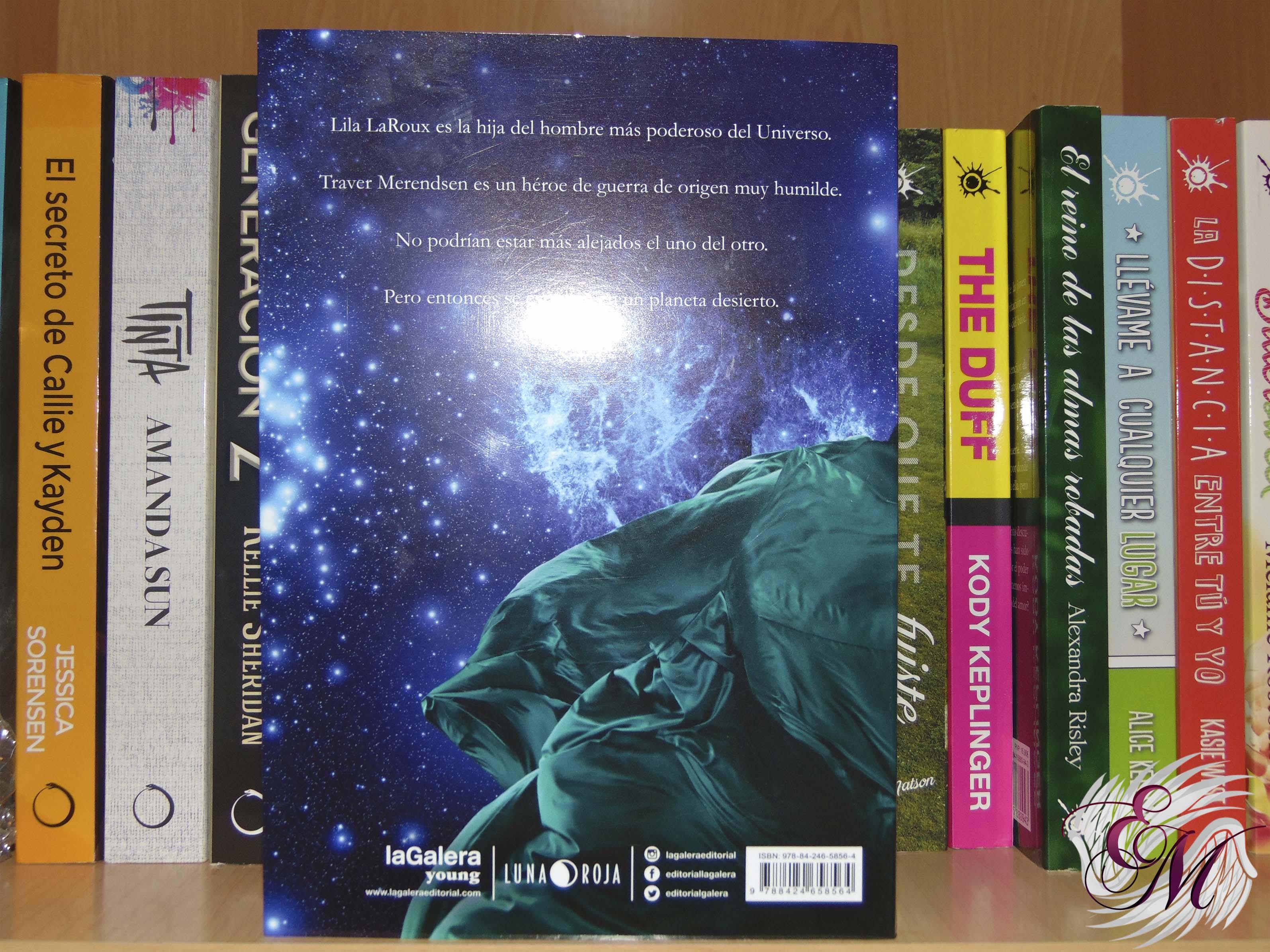 Atados a las estrellas, de Amie Kaufman y Meagan Spooner - Reseña