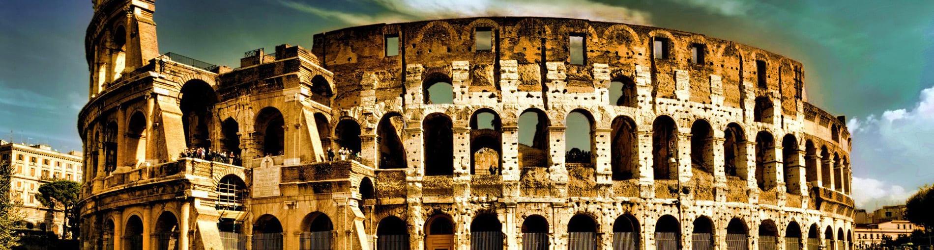 Top 5: películas localizadas en Roma