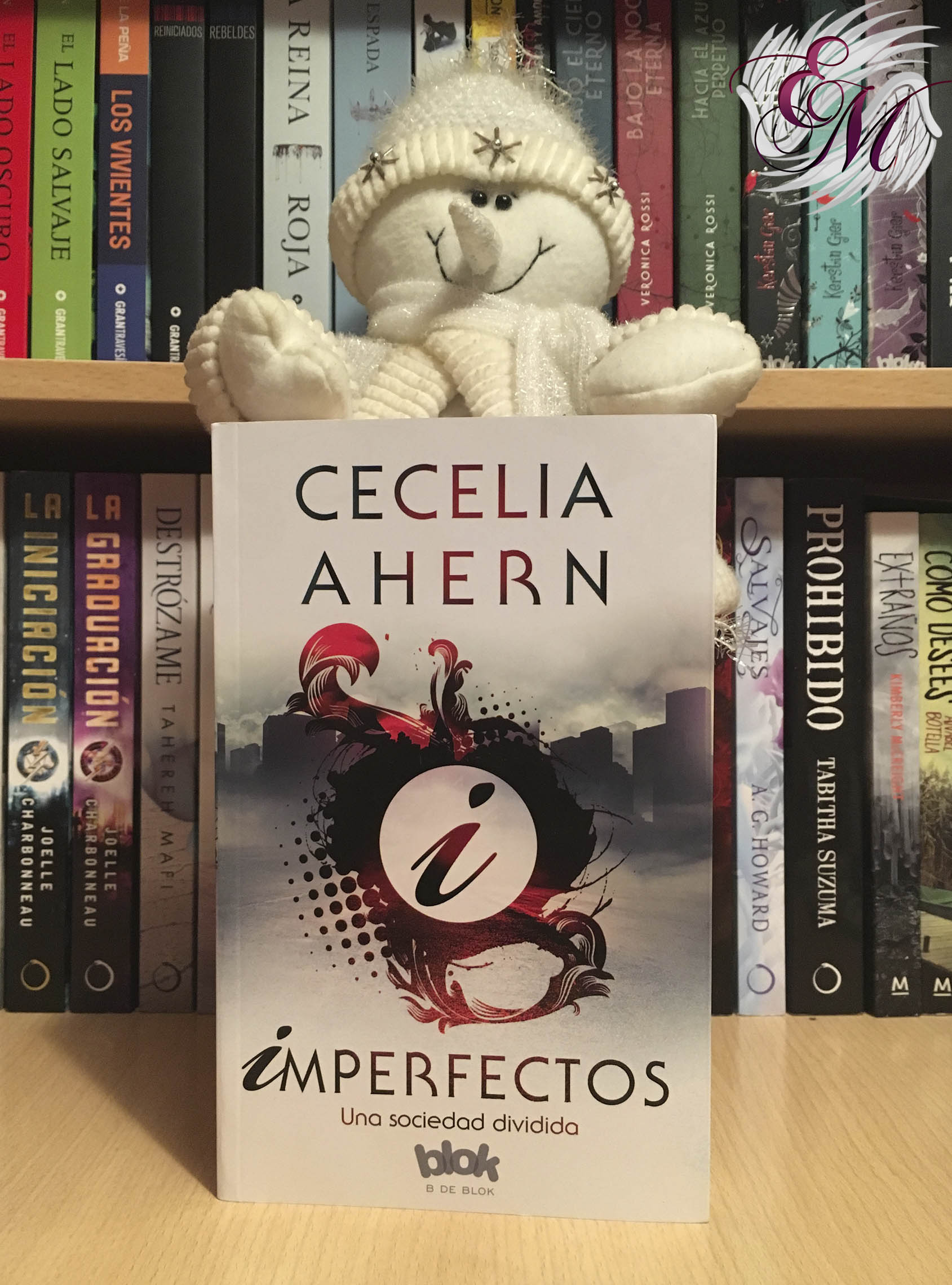 Imperfectos, de Cecelia Ahern - Reseña